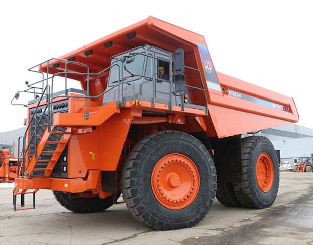 Maquinaria para Minería y Construcción